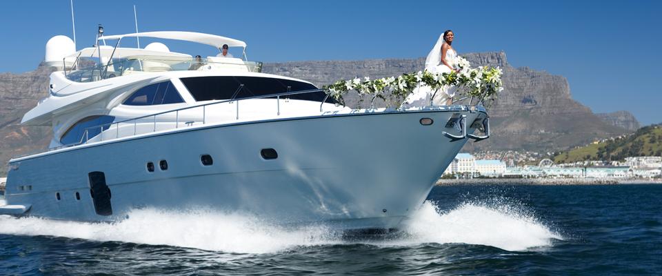 جشن عروسی روی کشتی آنتالیا