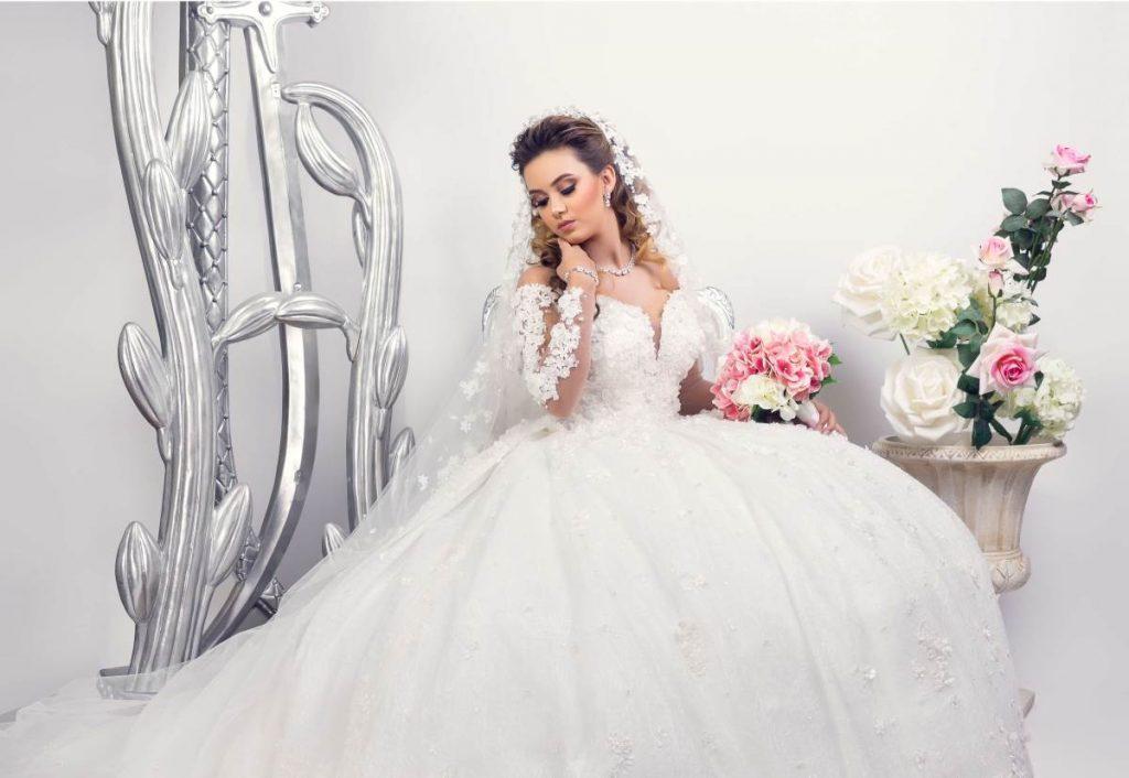 خرید لباس عروس در ترکیه