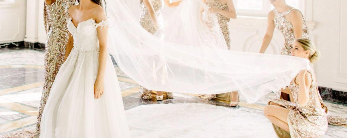 لباس عروس آنتالیا