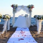 عروسی ساحلی آنتالیا