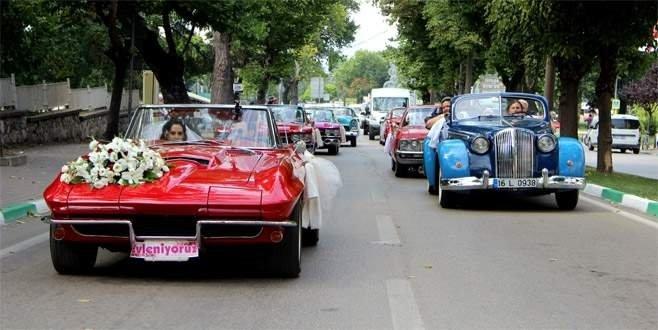 ماشین عروس استانبول