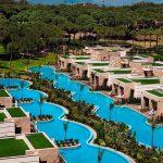 زیبایی چشمنواز هتل رگنوم کاریا آنتالیا