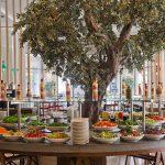 تنوع غذایی فوق العاده هتل آی سی