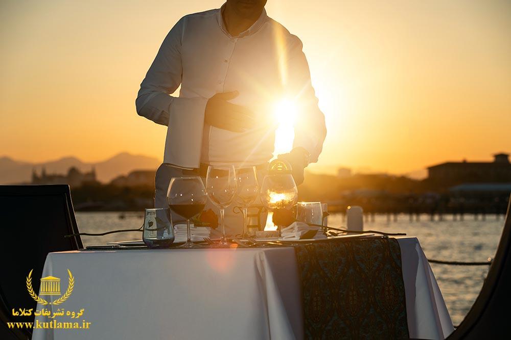 پذیرایی عالی عروسی