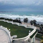 عروسی در سواحل آنتالیا