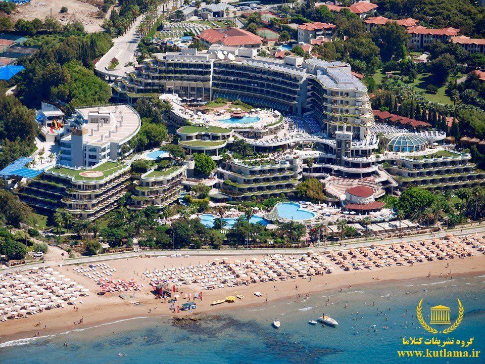 عروسی لب ساحل ترکیه