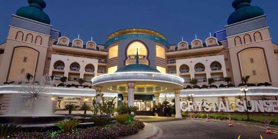 هتل کریستال سان ست