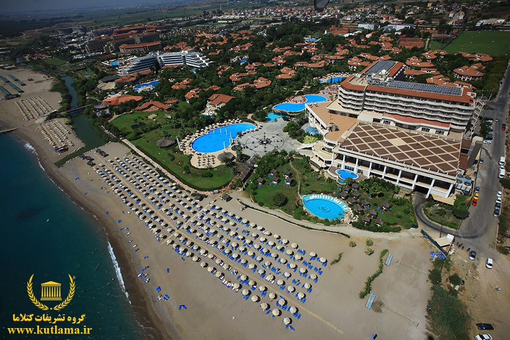 هتلهای سانرایز آنتالیا