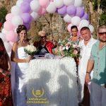 جشن عروسی کنار دریا آنتالیا