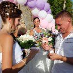 مراسم ازدواج ساحلی