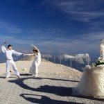 عروسی در کوهی اساطیری