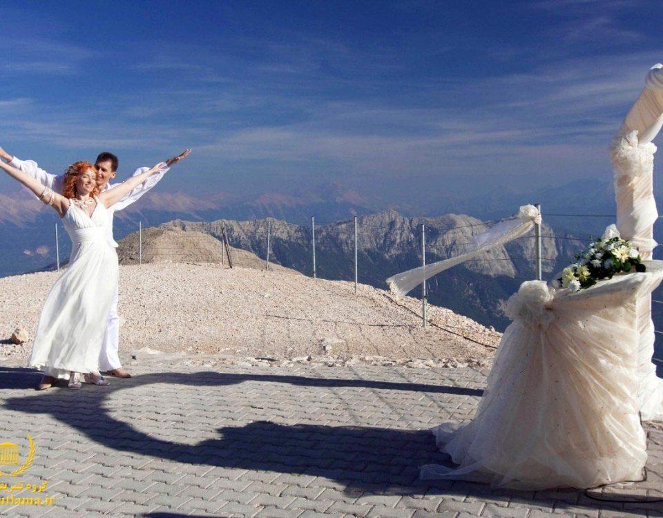 عروسی در ترکیه