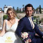 عروسی در ساحل زیبای کالیچی
