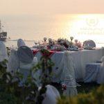 عروسی در ساحل مدیترانه