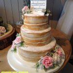 کیک سه طبقه موسیقی