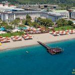 عروسی ساحلی در هتل کلیکیا پالاس