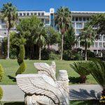 عروسی در باغ هتل ترکیه