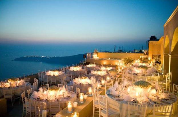 جشن عروسی ساحلی ترکیه