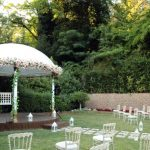 جشن عروسی در باغ
