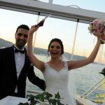 عروسی لوکس در استانبول