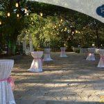 عروسی در باغ رمانتیک استانبول