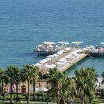 عروسی کنار ساحل مدیترانه