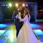 عروسی در کنار تنگه بسفر