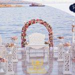 جشن عروسی ساحلی در استانبول ترکیه