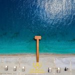 ساحل زیبای هتل مکث آنتالیا