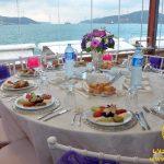 عروسی کنار دریا ترکیه