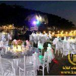 عروسی در جزیره ترکیه