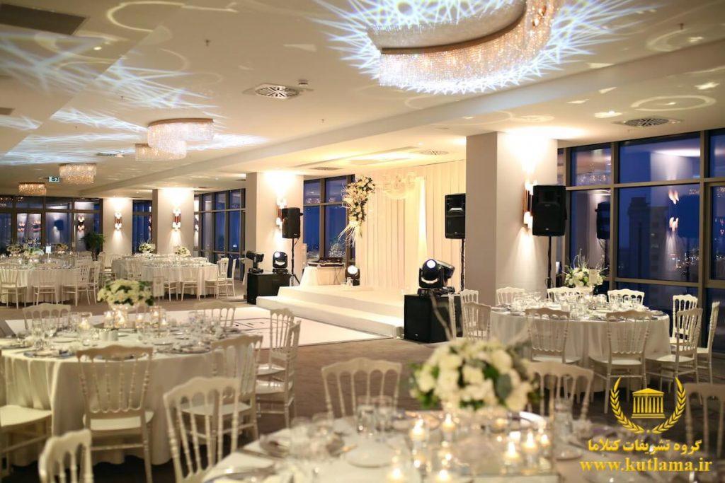 جشن عروسی ایرانی در استانبول