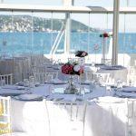 عروسی ساحلی در استانبول