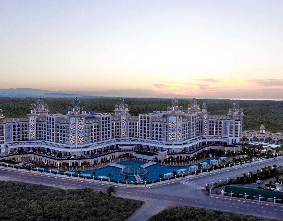 هتل لوکس گرانادا لاکچری آنتالیا