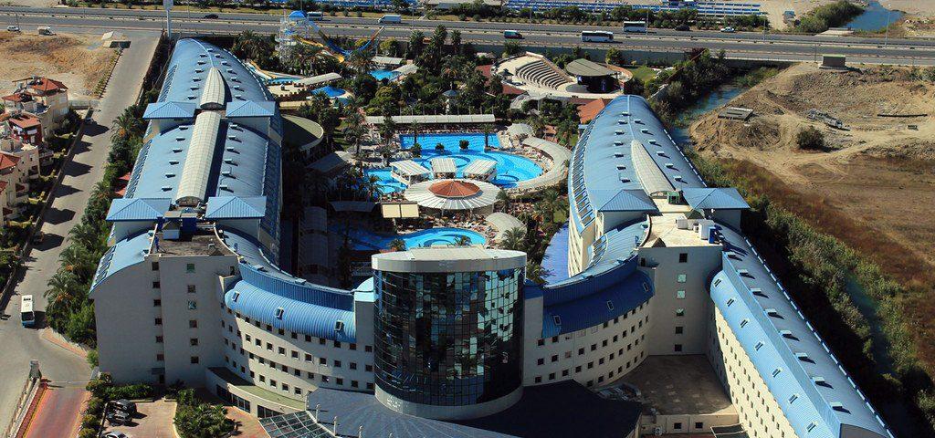 هتل کریستال آدمیرال آنتالیا