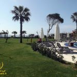 عروسی در باغ هتل آنتالیا