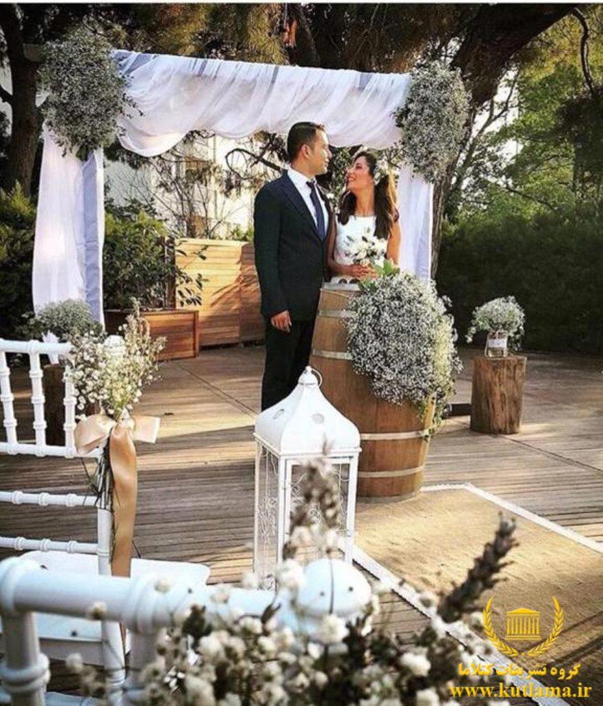 عروسی ایرانی در خارج