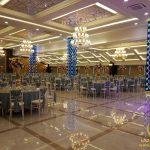 تالار عروسی لوکس در استانبول
