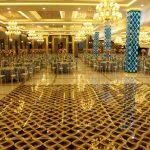 عروسی در تالار صحرا استانبول