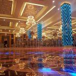 عروسی در تالار لوکس استانبول