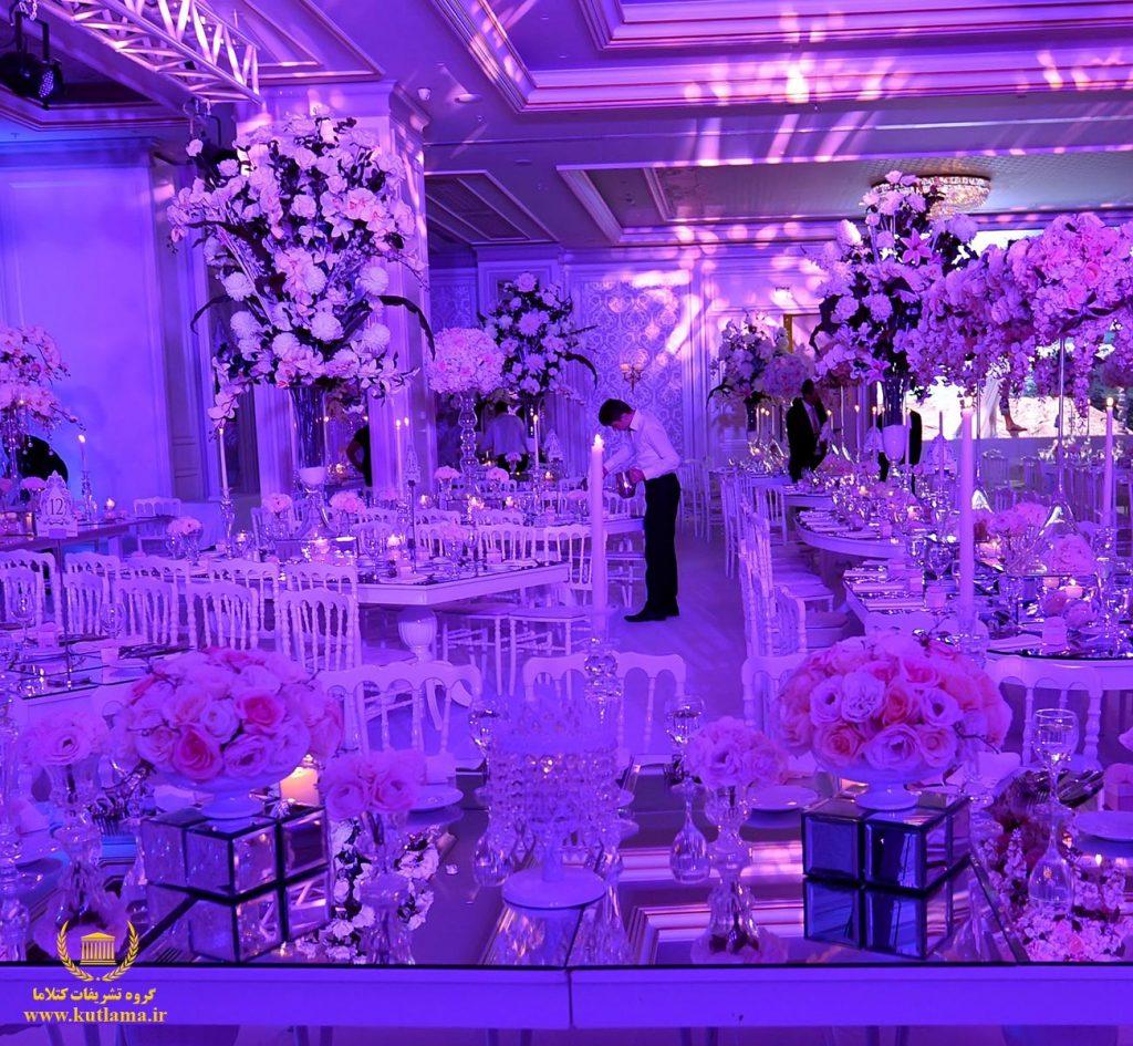 جشن عروسی ایرانی در استانبول ترکیه