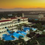 هتل زیبای کمپینسکی آنتالیا