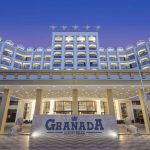 هتل مجلل گرادانا آنتالیا