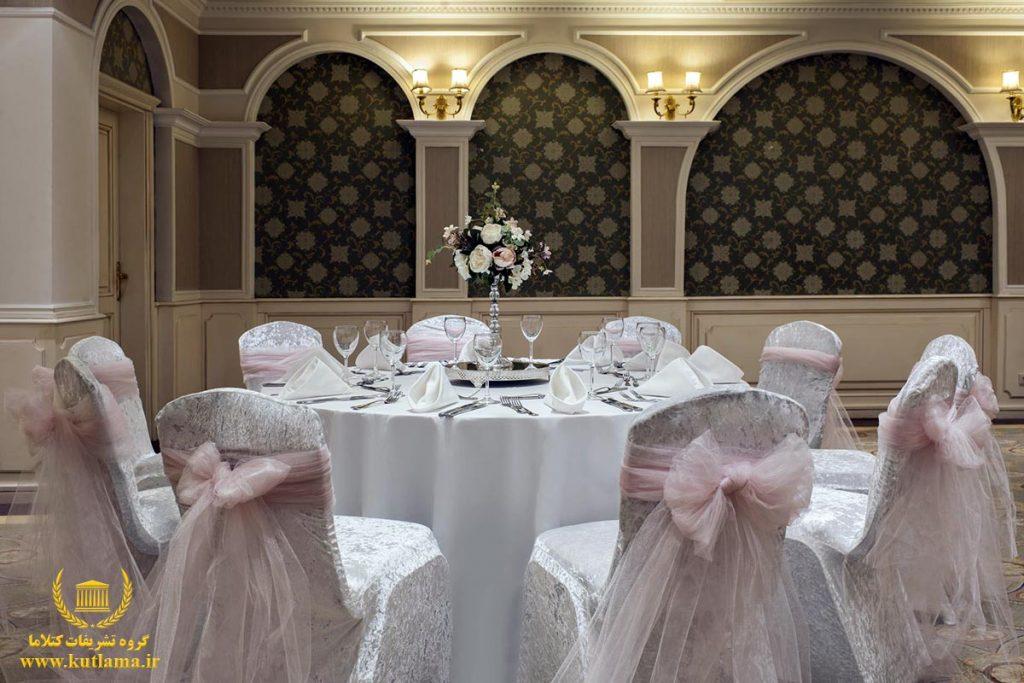 عروسی در تالار هتل استانبول