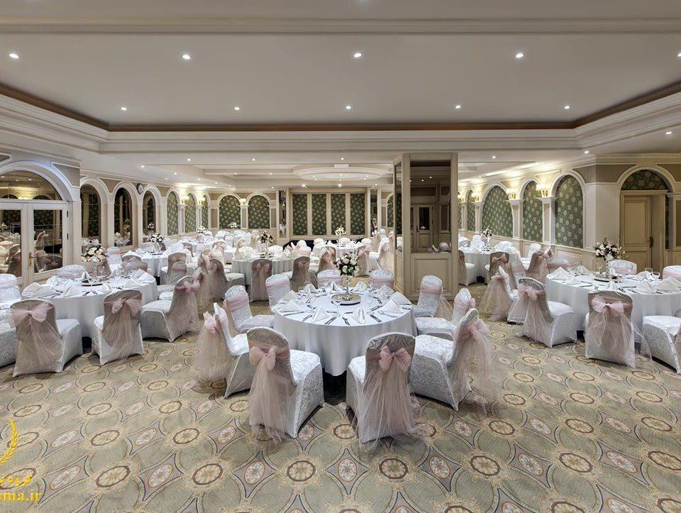 جشن عروسی لوکس در استانبول