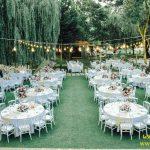 جشن عروسی در باغ استانبول