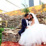 عروسی در باغ تالار استانبول ترکیه