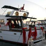 جشن تولد لوکس در کشتی