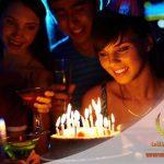 جشن تولد به یادماندنی
