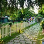 باغ عروسی در استانبول ترکیه
